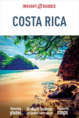 Omslag - Insight Guides: Costa Rica