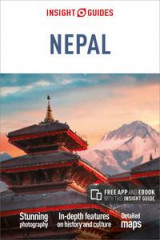Omslag - Insight Guides Nepal