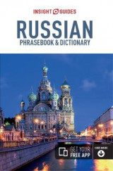 Omslag - Insight Guides Phrasebook: Russian