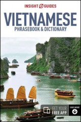 Omslag - Insight Guides Phrasebook: Vietnamese