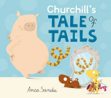Churchills tale of tails av Anca Sandu (Heftet)
