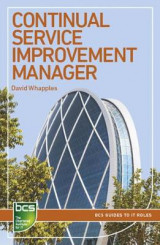 Omslag - Continual Service Improvement Manager