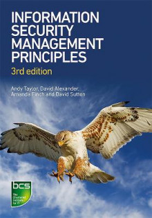 Information Security Management Principles av David Alexander, Amanda Finch, David Sutton og Andy Taylor (Heftet)