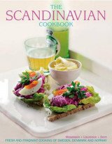 Omslag - The Scandinavian cookbook