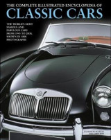 Omslag - The complete illustrated encyclopedia of classic cars