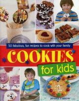 Omslag - Cookies for Kids!