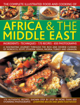 Omslag - The Comp Illus Food & Cooking of Africa and Middle East