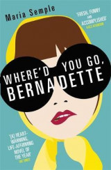Omslag - Where'd you go, Bernadette?