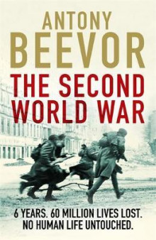 The second world war av Antony Beevor (Heftet)