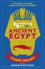 Omslag - Dangerous Days in Ancient Egypt