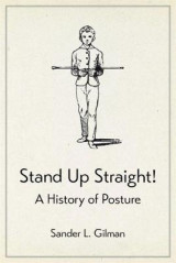 Omslag - Stand Up Straight!