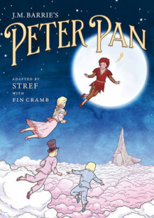 J.M. Barrie's Peter Pan av Stephen White (Heftet)