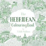 Omslag - The Hebridean Colouring Book