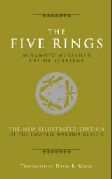 Omslag - Art of the five rings