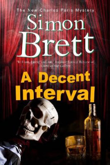 A Decent Interval av Simon Brett (Innbundet)
