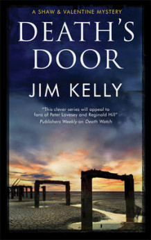 Death's Door av Jim Kelly (Innbundet)