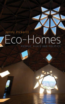 Eco-Homes av Jenny Pickerill (Innbundet)