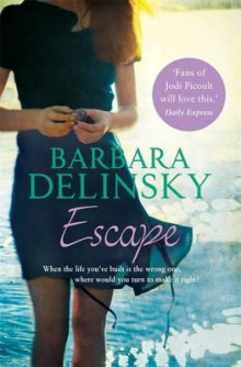 The escape av Barbara Delinsky (Heftet)