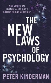 The New Laws of Psychology av Peter Kinderman (Heftet)