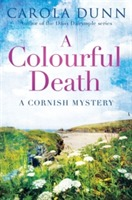 A Colourful Death av Carola Dunn (Heftet)