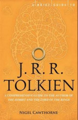 Omslag - A brief guide to Tolkien