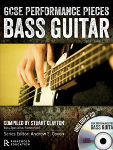 GCSE Performance Pieces: Bass Guitar av Stuart Clayton (Blandet mediaprodukt)