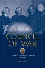 Council of War av National Defense University Press og Steven Rearden (Innbundet)