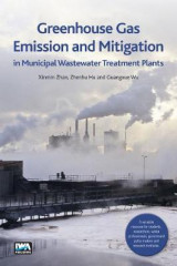 Omslag - Greenhouse Gas Emission and Mitigation in Municipal Wastewater Treatment Plants