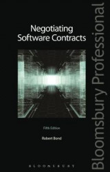 Omslag - Negotiating Software Contracts
