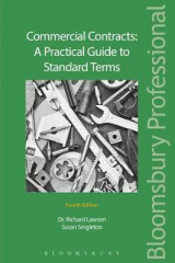Omslag - Commercial Contracts: A Practical Guide to Standard Terms