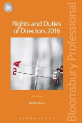 Omslag - Rights and Duties of Directors 2016