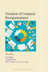 Omslag - Taxation of Company Reorganisations