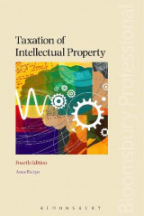 Omslag - Taxation of Intellectual Property