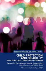 Omslag - Child Protection and Disability