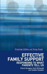 Omslag - Effective Family Support