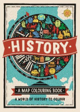 Omslag - History: A Map Colouring Book