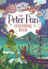 Omslag - The Peter Pan Colouring Book