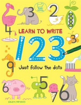 Omslag - Learn to Write 123