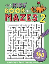 Omslag - The Kids' Book of Mazes 2