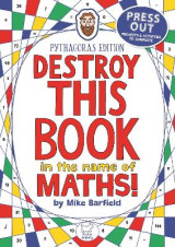 Omslag - Destroy This Book in the Name of Maths: Pythagoras Edition