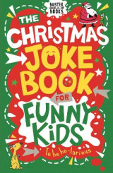 Omslag - The Christmas Joke Book for Funny Kids