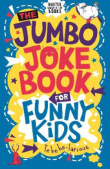 Omslag - The Jumbo Joke Book for Funny Kids