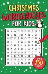 Omslag - Christmas Wordsearches for Kids