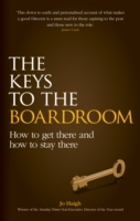 The Keys to the Boardroom av Jo Haigh (Heftet)