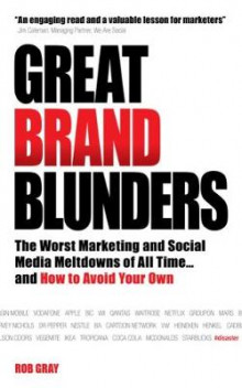 Great Brand Blunders av Rob Gray (Heftet)