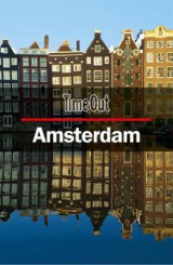 Omslag - Time Out Amsterdam City Guide