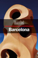 Omslag - Time Out Barcelona City Guide