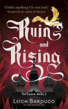 Ruin and rising av Leigh Bardugo (Heftet)