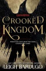 Omslag - Crooked kingdom