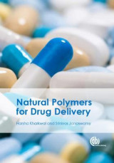 Omslag - Natural Polymers for Drug Delivery